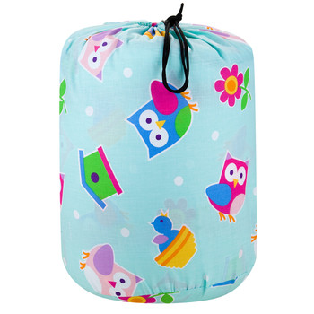 Olive Kids Birdie Sleeping Bag in Bag