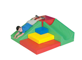 Children's Factory Corner Ridge Soft Indoor Climber
