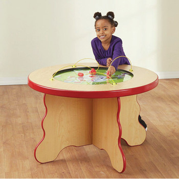 My Plate Kids Magnetic Play Table