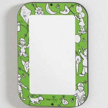 Wellness Wall Mirror