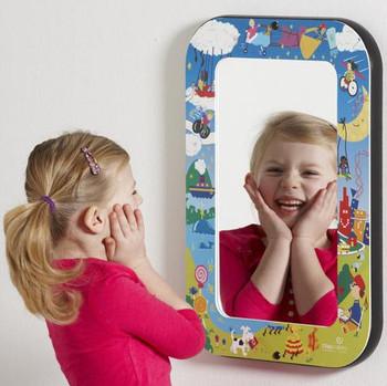 Harmony Park Wall Mirror