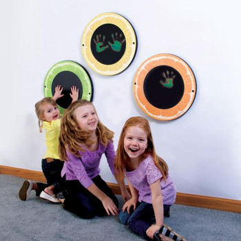 Citrus Magic 3 Piece Wall Toy Set
