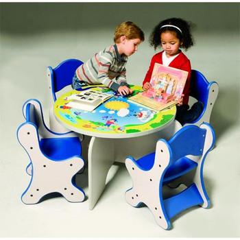 Harmony Park Table & Chairs