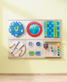 Other Sensory Panels shown with 120194 Rail Set