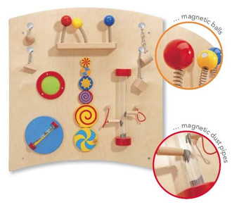 Haba Learning Wall Curve B Wall Toy 1