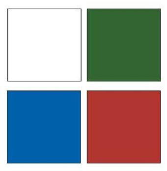 MyPlate Kinder Book & Media Browser Bin Colors