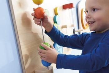 Sensory Learning Walls - Motor Skills E 1