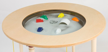 Standard Round Magnetic Sand Table 1