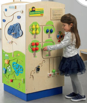 HABA Multi-Play Activity Tower, 109593