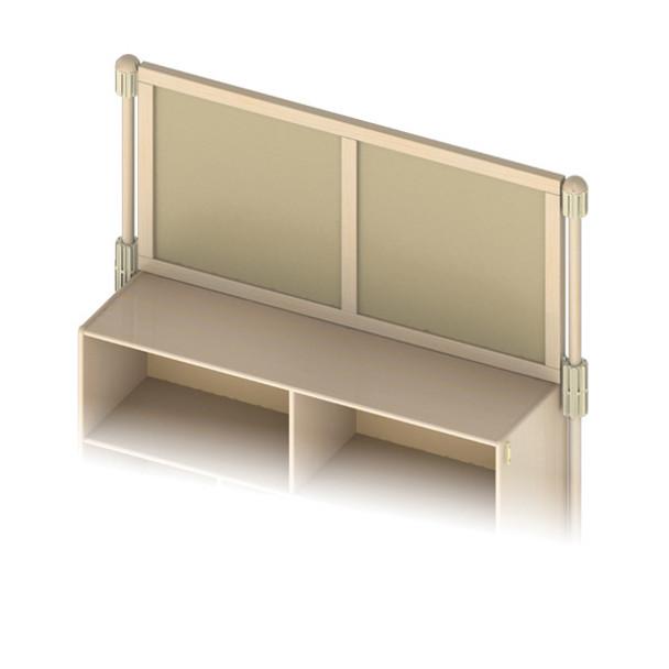 Upper Deck Divider Plywood