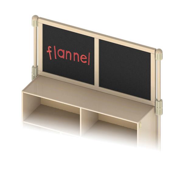 Upper Deck Divider Flannel