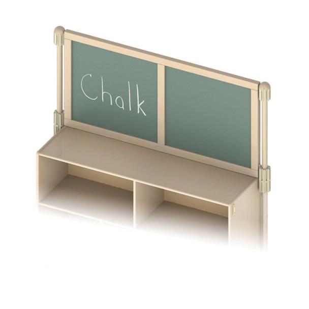 Upper Deck Divider Chalkboard