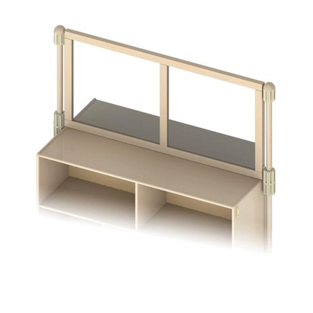 Upper Deck Divider Mirror