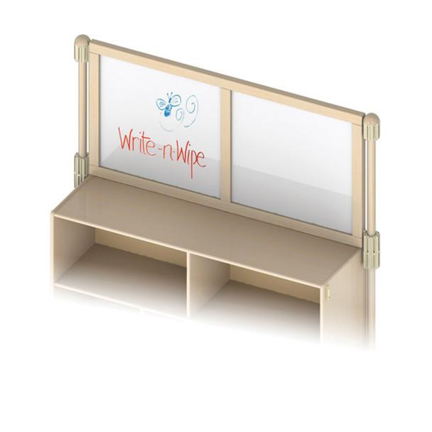 Upper Deck Divider Write-Wipe