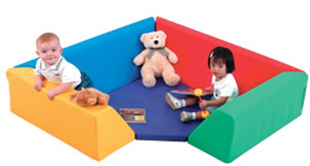 Children's Factory Soft Cozy Corner 1