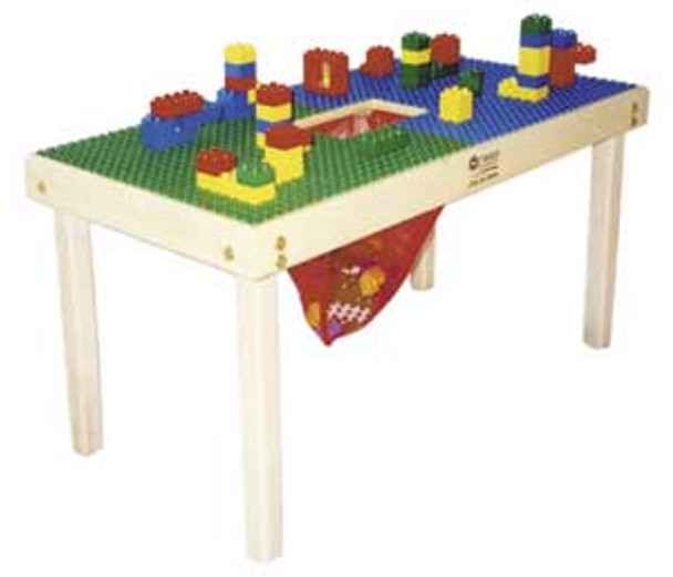 Small Fun Builder Activity Table - Small or Large Grid