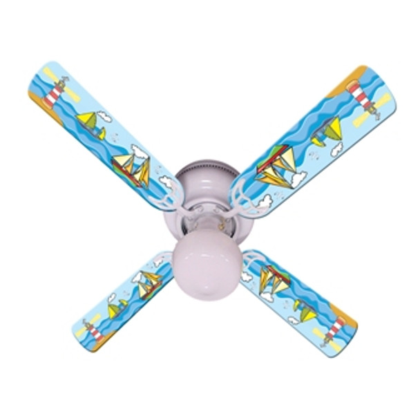 "Key West Ceiling Fan 42"" 1"