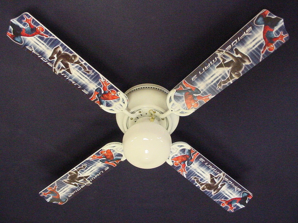 "Amazing Spiderman 3 Ceiling Fan 42"" 1"