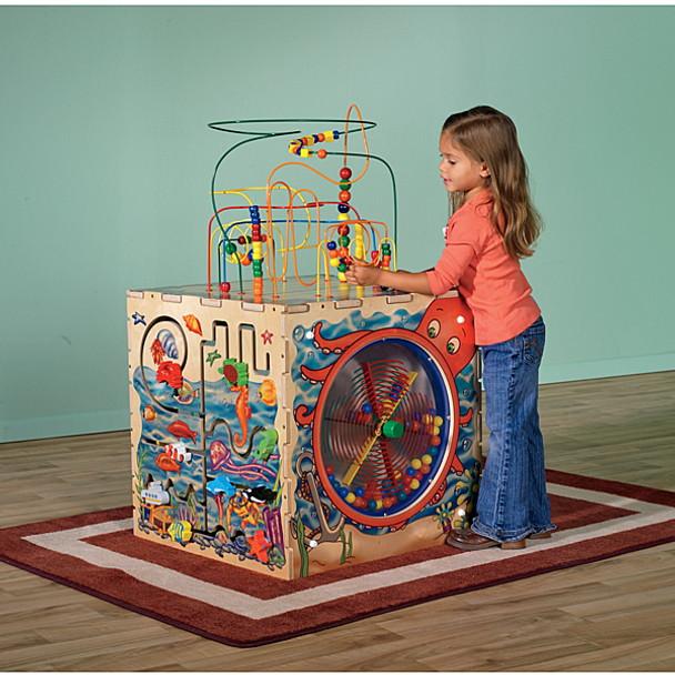 Sea Life Play Cube 2