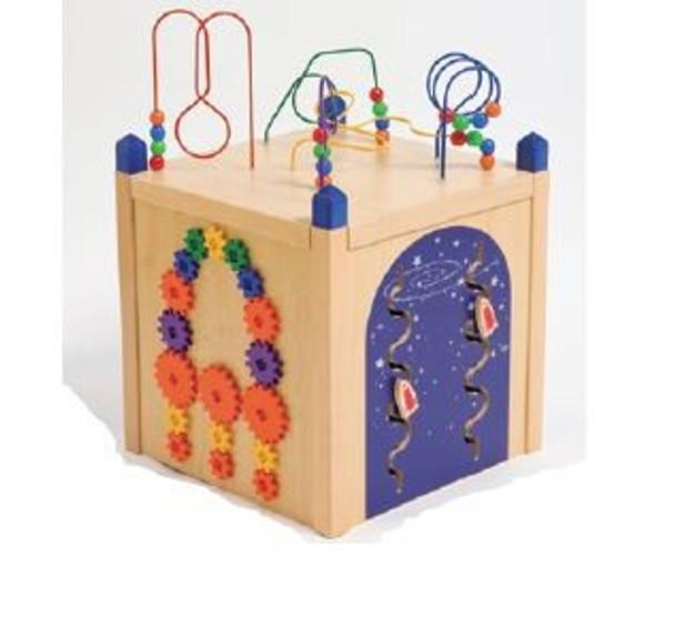 Gressco Play Panel Activity Box, Y107200011