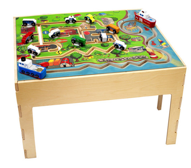 Anatex City Transportation Activity Table 1 ...