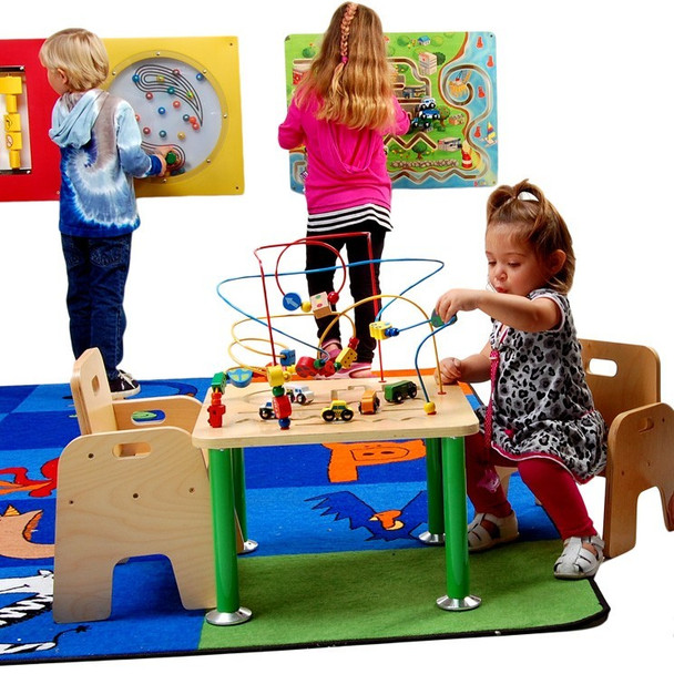 Traffic Jam Rollercoaster Activity Table 2