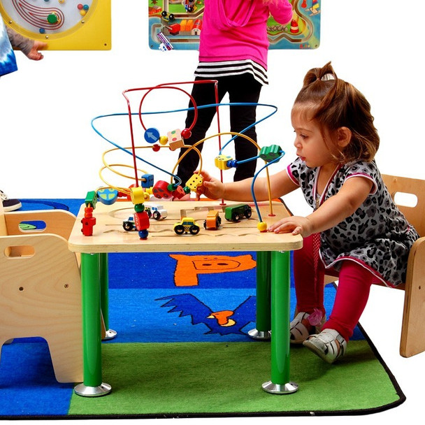 Traffic Jam Rollercoaster Activity Table 3