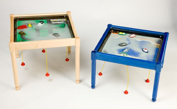 Car/Truck & Ocean Magnetic Tables Shown