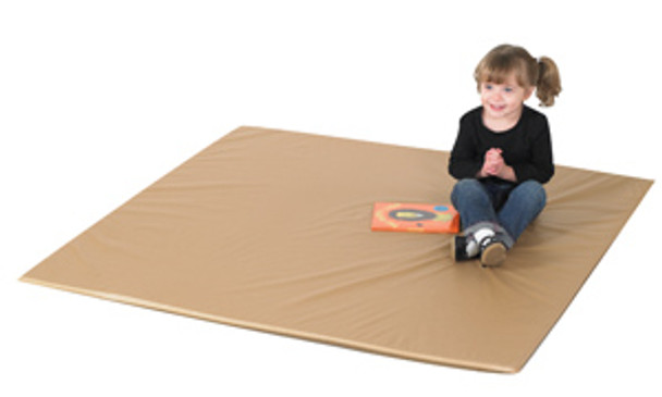 Two Tone Activity Mat - Walnut and Almond