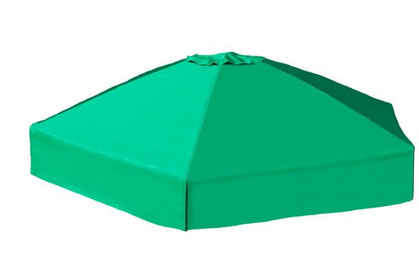 Hexagon Telescoping Hexagon Sandbox Canopy & Cover 4