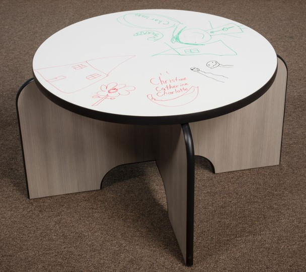 Brainstorming Idea & Creativity Drawing Table 1