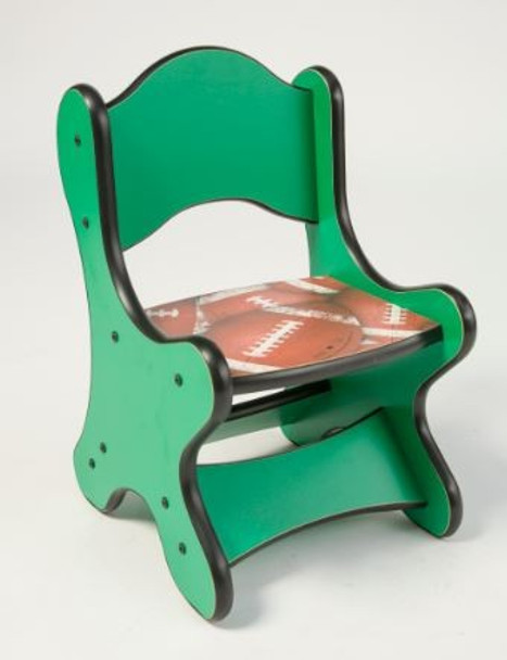 Artistic Toddler Chair