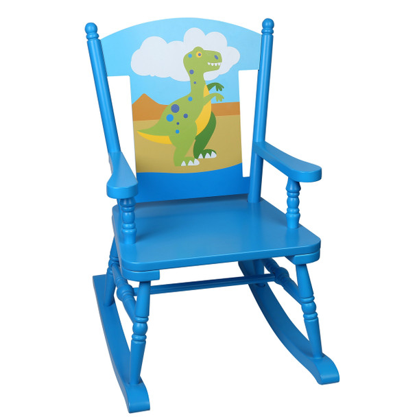 Dinosaur Land Rocking Chair