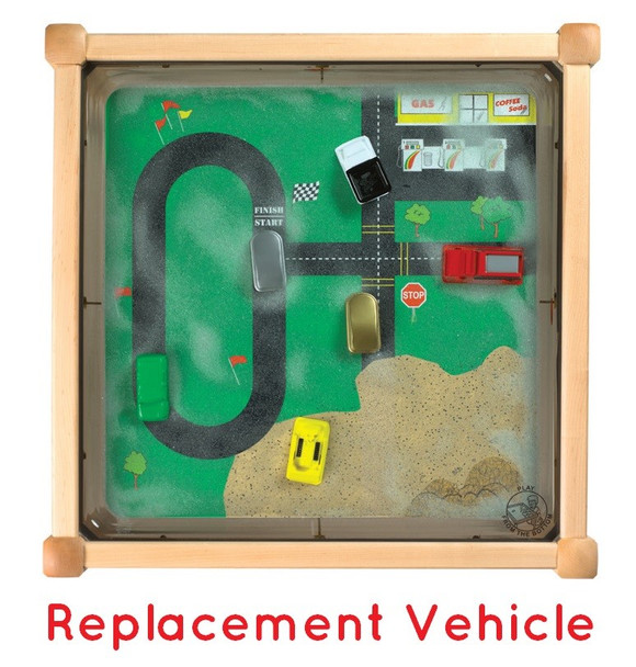 Replacement Vehicles for Car/Truck Magnetic Sand Table