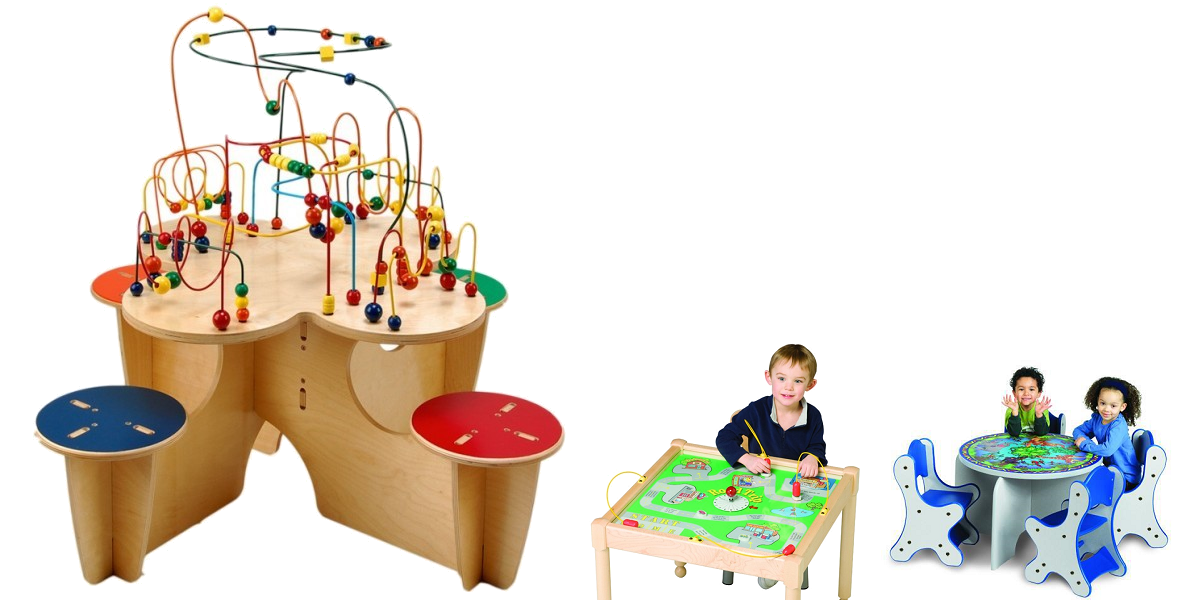 Littlepeoplescove Waiting Room Toys Daycare Furniture