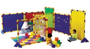 Children S Factory Big Screen Super Set Of 8 Pieces Play