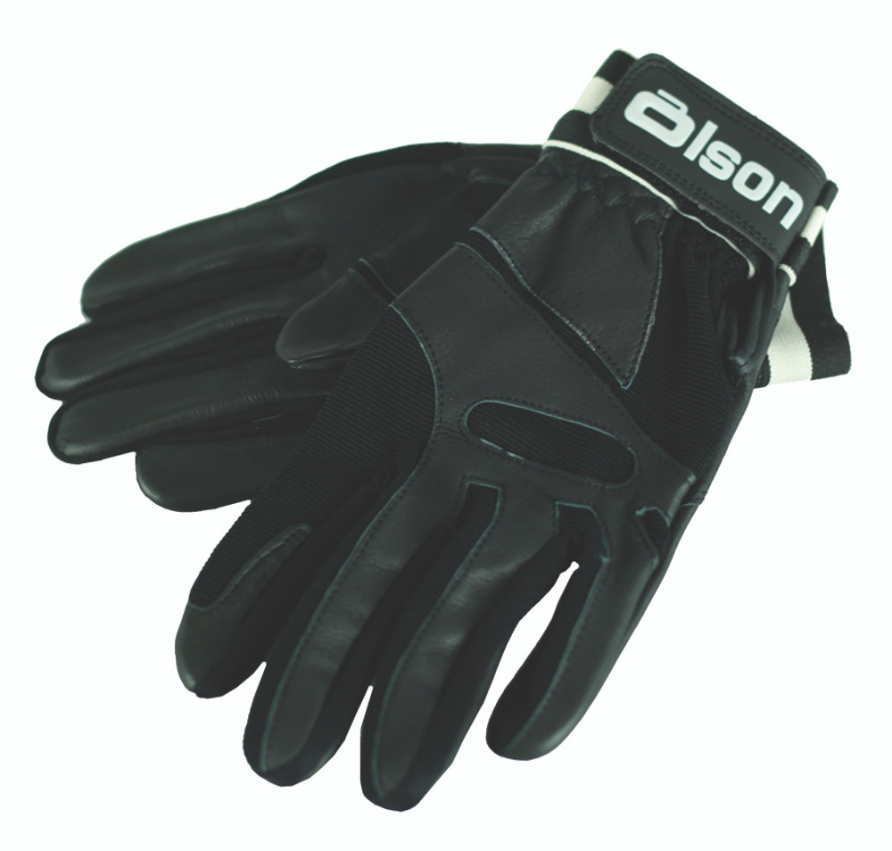 Ultrafit Black Curling Gloves