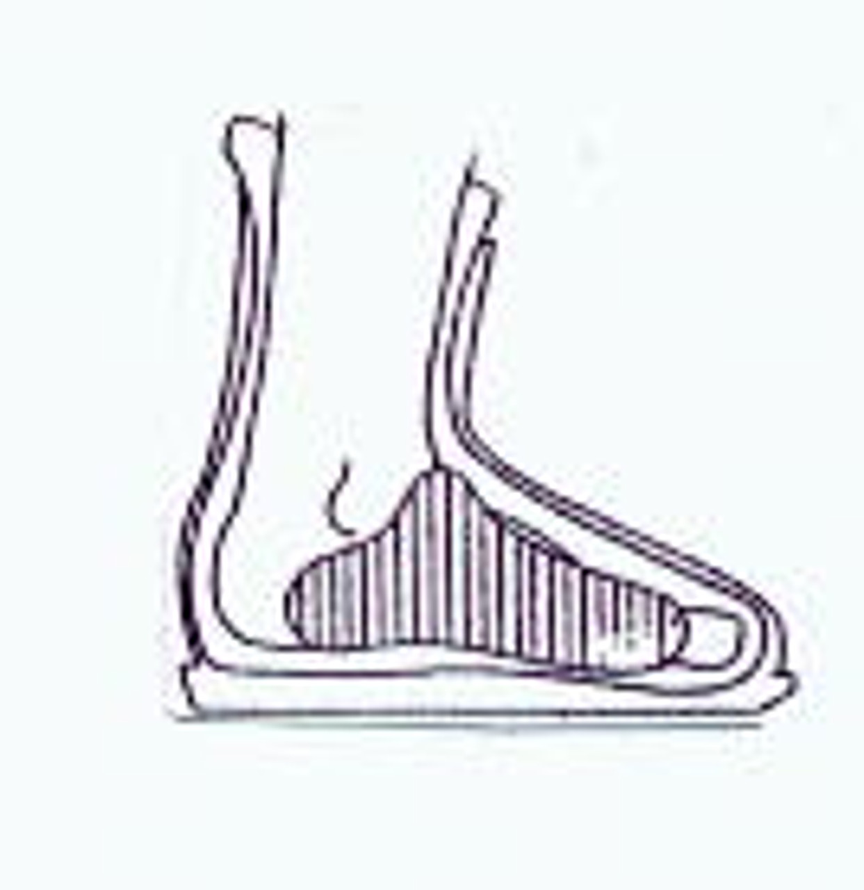 Boot Fitting Foam Narrowing Pads