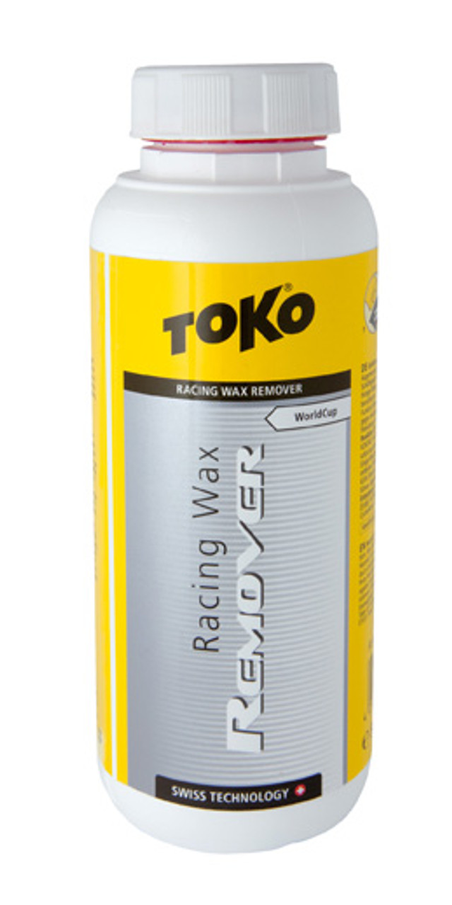 Toko Racing Wax Remover (500ml)  FLAMMABLE MUST SHIP UPS GROUND