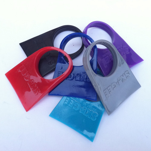 SKIGEE GOGGLE WIPERS ASSORTED COLOURS