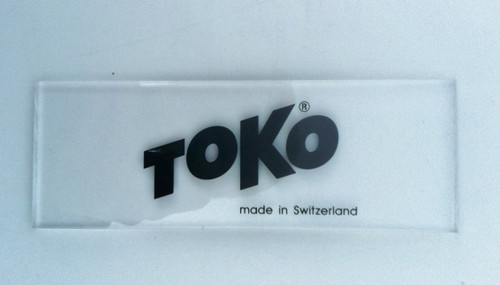 """Toko Ski Wax Scraper - 6"""""""