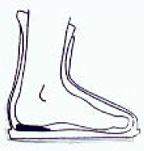 Boot Fitting Heel Lifts (pair)