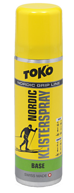 Toko Klister Spray Base  FLAMMABLE MUST SHIP UPS GROUND