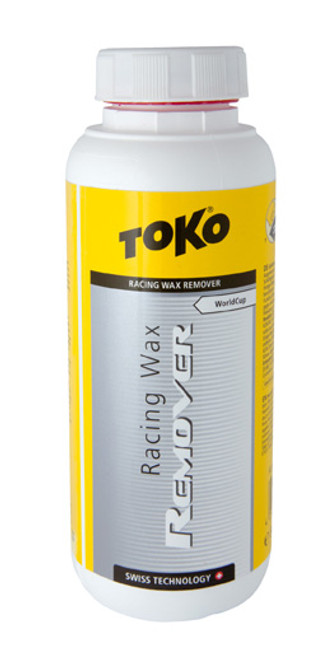 Toko Racing Wax Remover (500ml)  FLAMMABLE MUST SHIP UPS GROUND