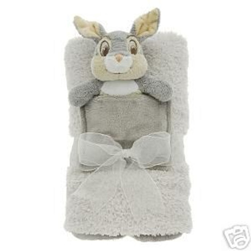 Disney Thumper Fleece Blanket & Plush (Toy)