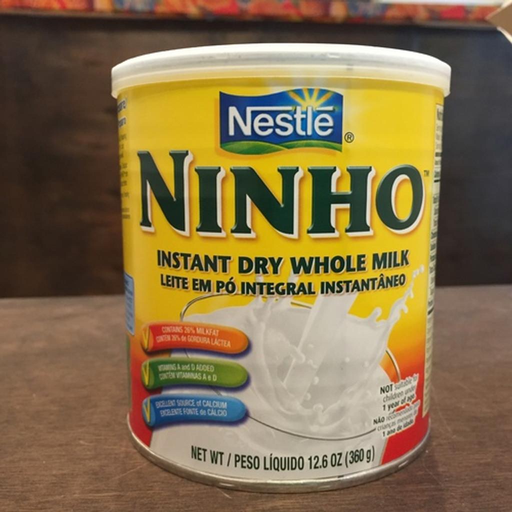 Leite Ninho Nestlé 360g