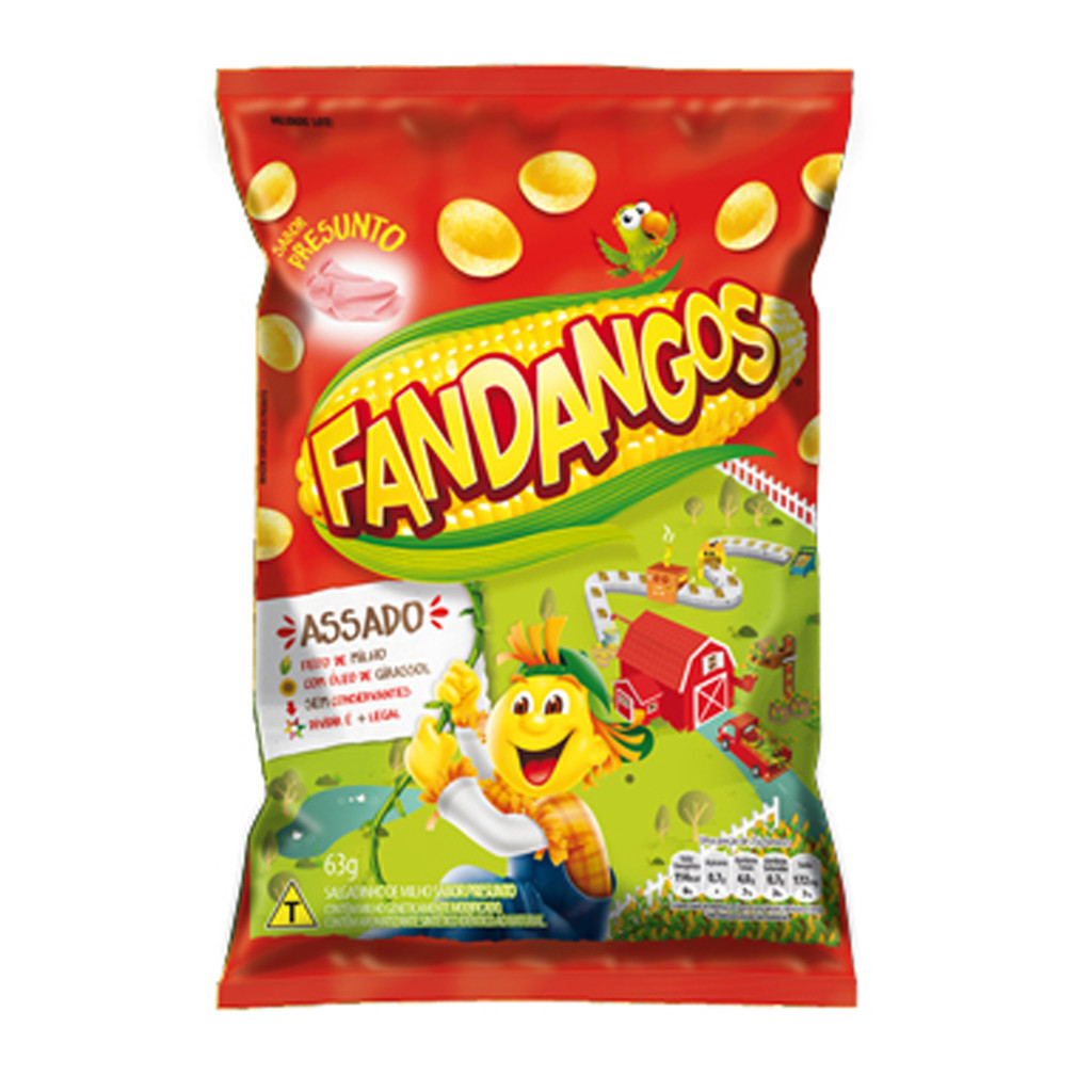Fandangos Presunto 22g - Elma Chips