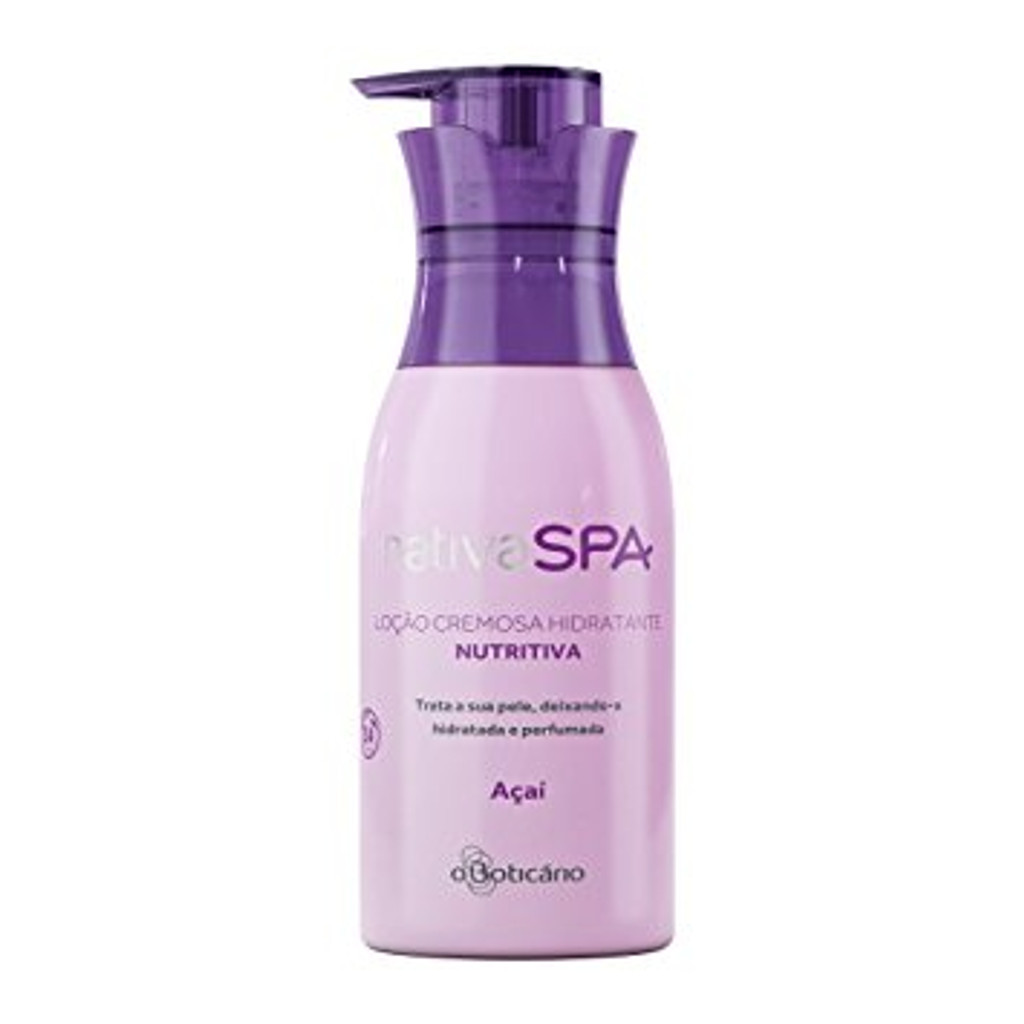 Nativa Spa Açaí 400 ml