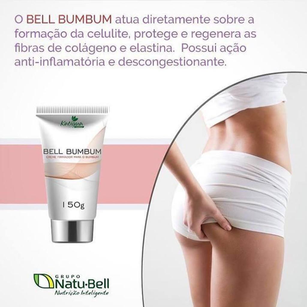 Bell Bumbum - Creme Firmador