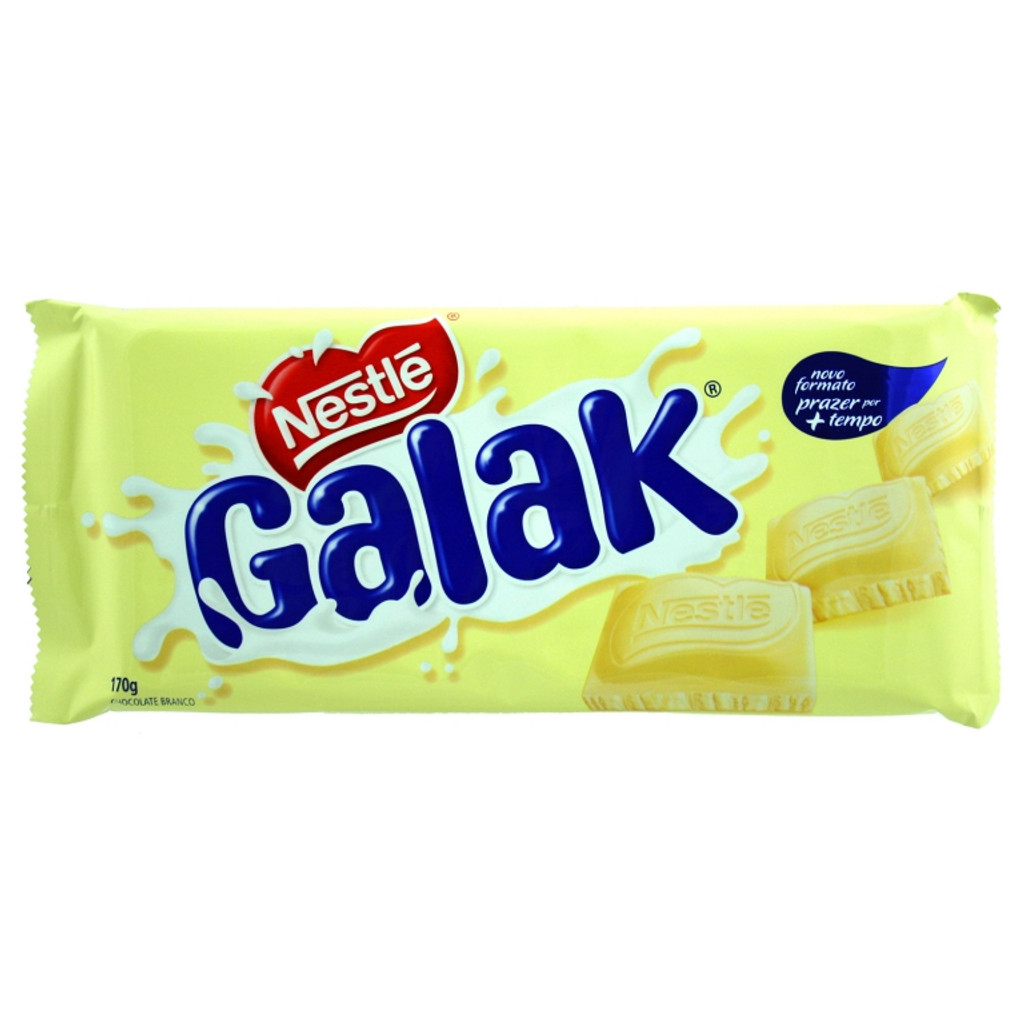 Galak White Chocolate Bar -  Nestle 170g
